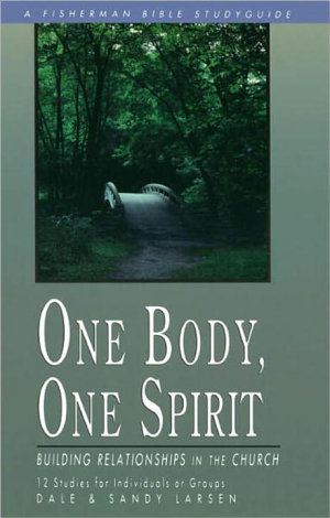 One Body  One Spirit