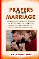 Prayers for Your Marriage PDF