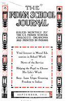 Indian School Journal PDF