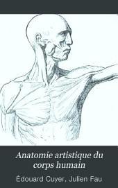 Anatomie artistique du corps humain