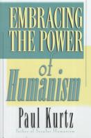 Embracing the Power of Humanism PDF