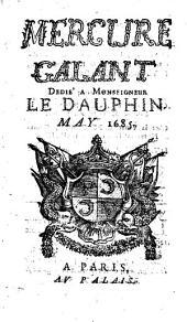 Le mercure galant: 1685, 5
