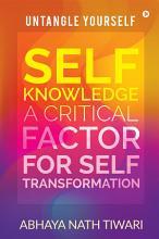 Self Knowledge  A Critical Factor for Self Transformation PDF