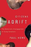 Citizens Adrift PDF