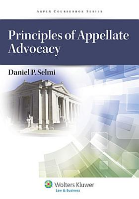 Principles of Appellate Advocacy PDF