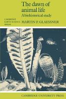 The Dawn of Animal Life PDF