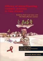 Efficacy of micro financing women s activities in C    te d Ivoire PDF