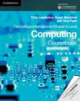 Cambridge International AS and A Level Computing Coursebook PDF