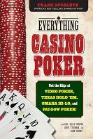 Everything Casino Poker PDF