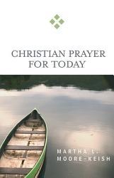 Christian Prayer For Today Book PDF