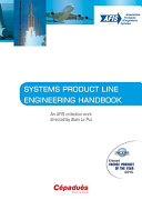 Systems product line engineering handbook