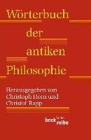 W  rterbuch der antiken Philosophie PDF