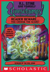 Scream of the Evil Genie (Give Yourself Goosebumps #13)