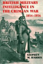 British Military Intelligence in the Crimean War, 1854-1856
