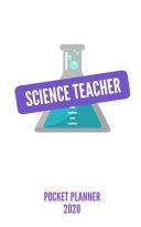 SCIENCE Teacher Pocket Planner 2020
