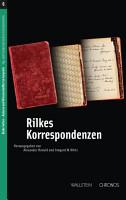 Rilkes Korrespondenzen PDF