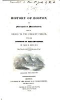 A History of Boston PDF