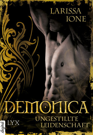 Demonica   Ungestillte Leidenschaft PDF