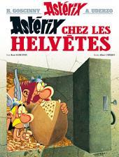 Astérix - Astérix chez les Helvètes - no16