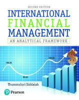 International Financial Management  An Analytical Framework 2e PDF