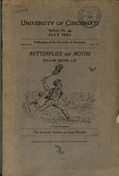 A Chapter from the Insect World: Butterflies and Moths, Issue 14