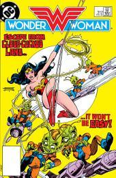 Wonder Woman (1942-) #312