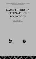 Game Theory in International Economics PDF