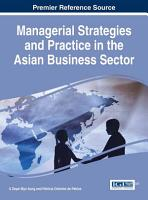 Managerial Strategies and Practice in the Asian Business Sector PDF