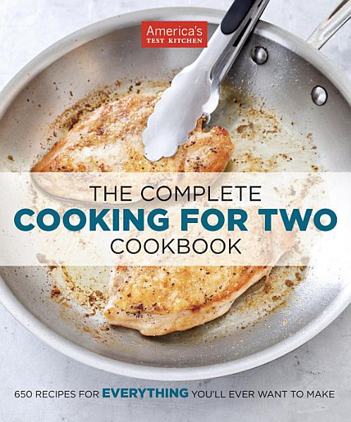 Download The Complete Cooking for Two Cookbook Book