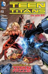 Teen Titans (2011-) #27