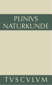 Zoologie: Wassertiere: Naturkunde / Naturalis Historia in 37 Bänden