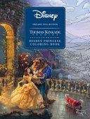 Disney Dreams Collection Thomas Kinkade Studios Disney Princess Coloring Book PDF