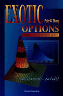 Exotic Options