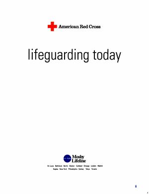Lifeguarding Today PDF
