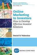 Online Marketing to Investors PDF