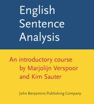 English Sentence Analysis PDF