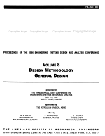 Proceedings of the 1996 Engineering Systems Design and Analysis Conference PDF