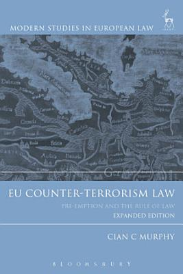 EU Counter Terrorism Law PDF