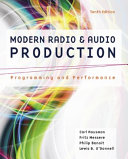 Modern Radio and Audio Production  Programming and Performance