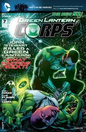 Green Lantern Corps (2011-) #7