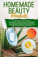 Homemade Beauty Products PDF