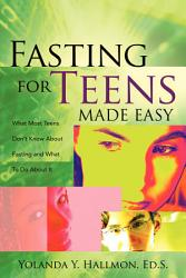 Fasting For Teens Made Easy Book PDF