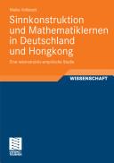Sinnkonstruktion und Mathematiklernen in Deutschland und Hongkong PDF
