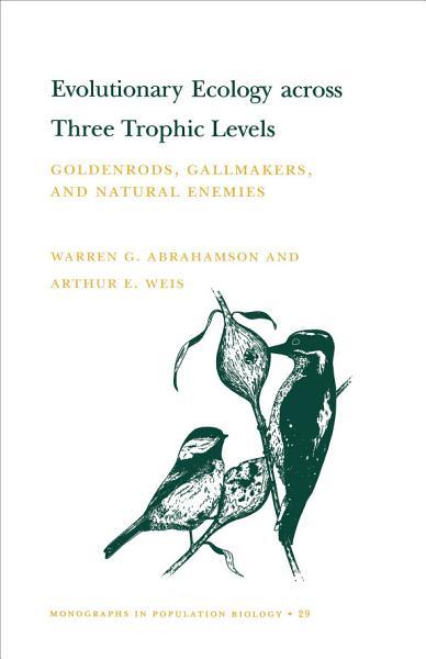 Evolutionary Ecology Across Three Trophic Levels PDF