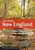 Day Hiking New England PDF