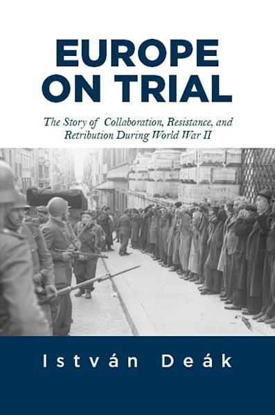 Download Europe on Trial Book