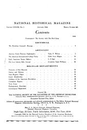 National Historical Magazine PDF