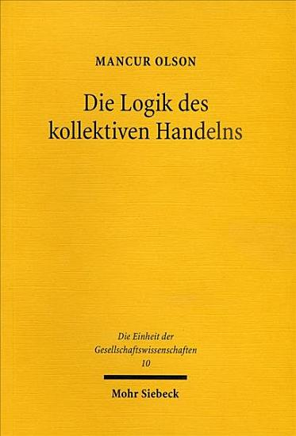 Die Logik des kollektiven Handelns PDF