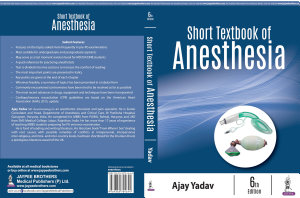 Short Textbook of Anesthesia