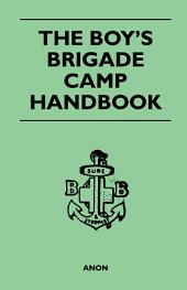 The Boy's Brigade Camp Handbook